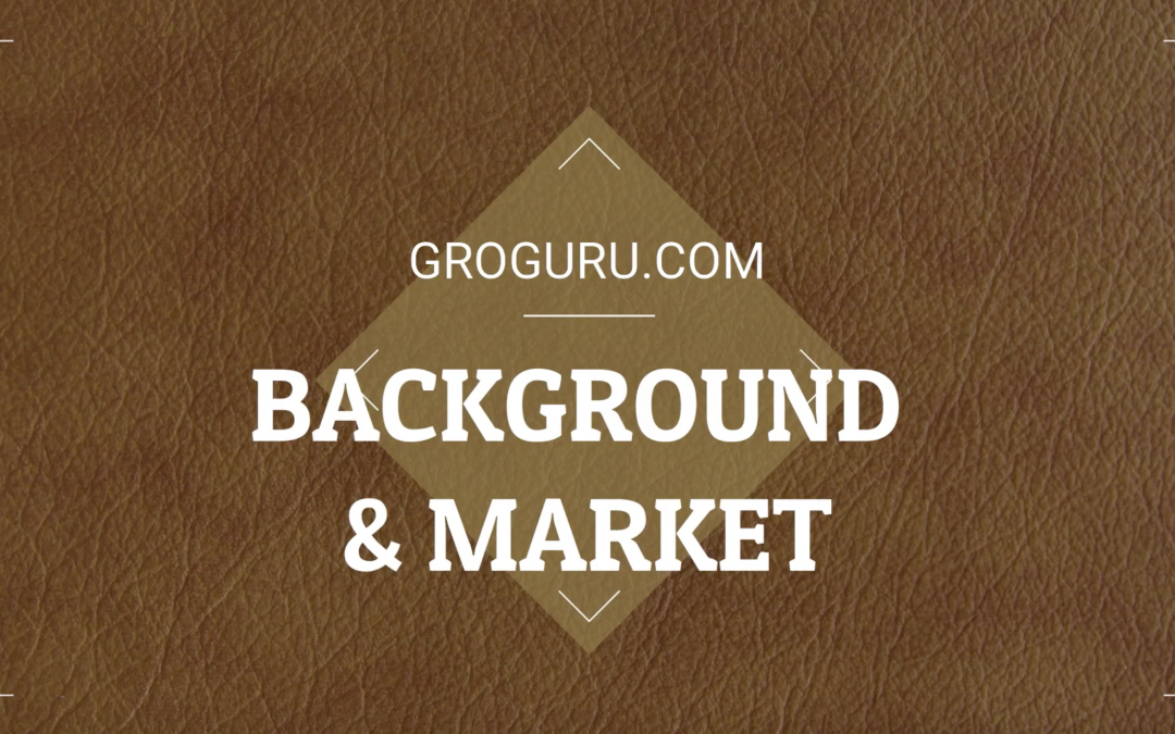 GroGuru Background & Market Size