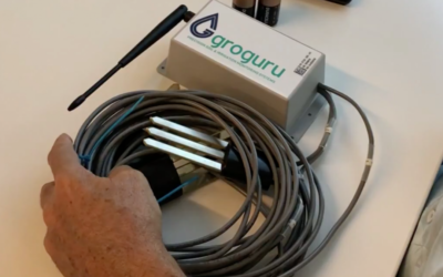 GroGuru Sensors Passed SWAT Certification