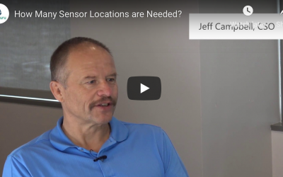 How Many Sensor Locations are Needed?