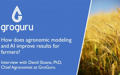 Agronomic Modeling and AI Improving Results for Farmers